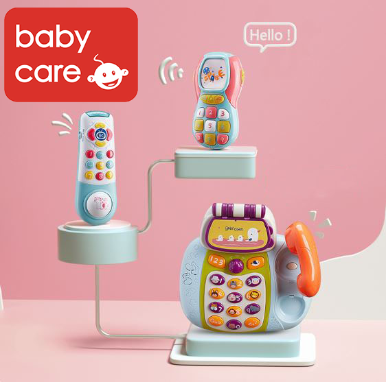 baby-fair Babycare Kid TV Remote Toy