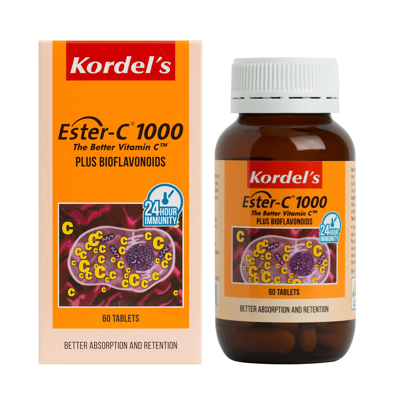 baby-fairKordel's Ester-C 1000 mg 60's