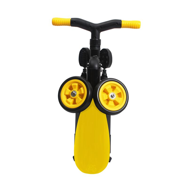 Lamborghini 2-In-1 Foldable Tricycle + FREE Delivery