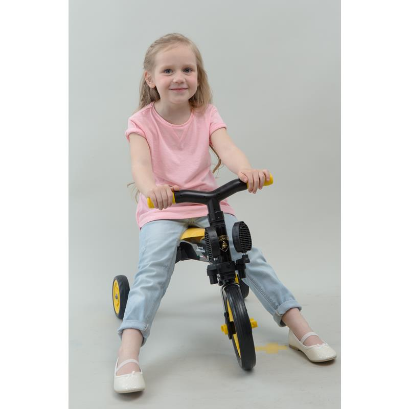 baby-fairLamborghini 2-In-1 Foldable Tricycle + FREE Delivery