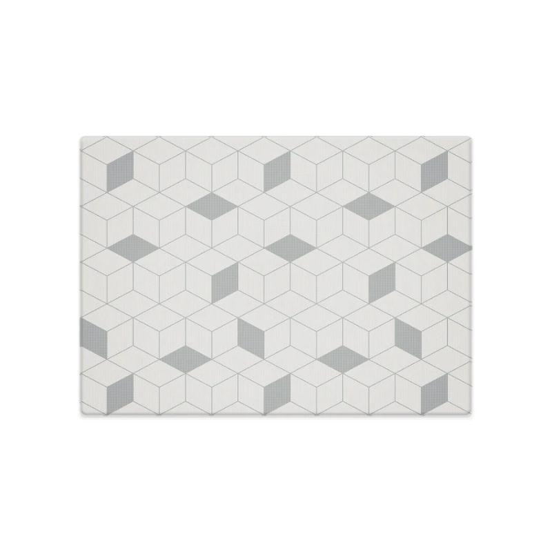 baby-fair Little Wiwa Labyrint Grey Generos Playmat 200cm (L) x 140cm (W) x 15mm