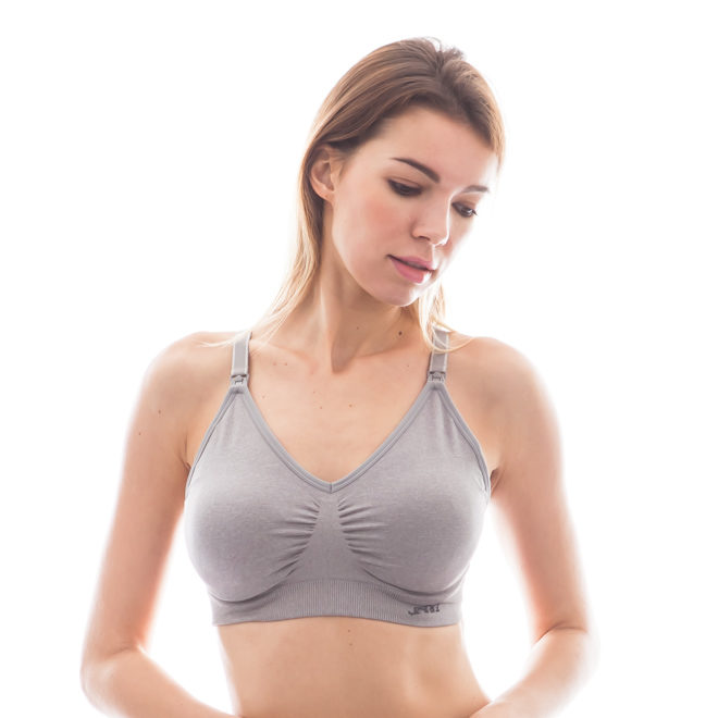 AnneeMatthew Essence Comfort Nursing Bra - Cloud