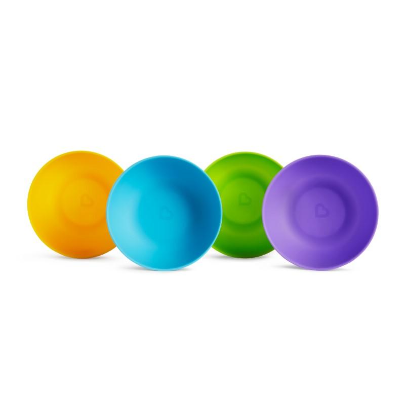 Munchkin Multi Bowls - 4pk