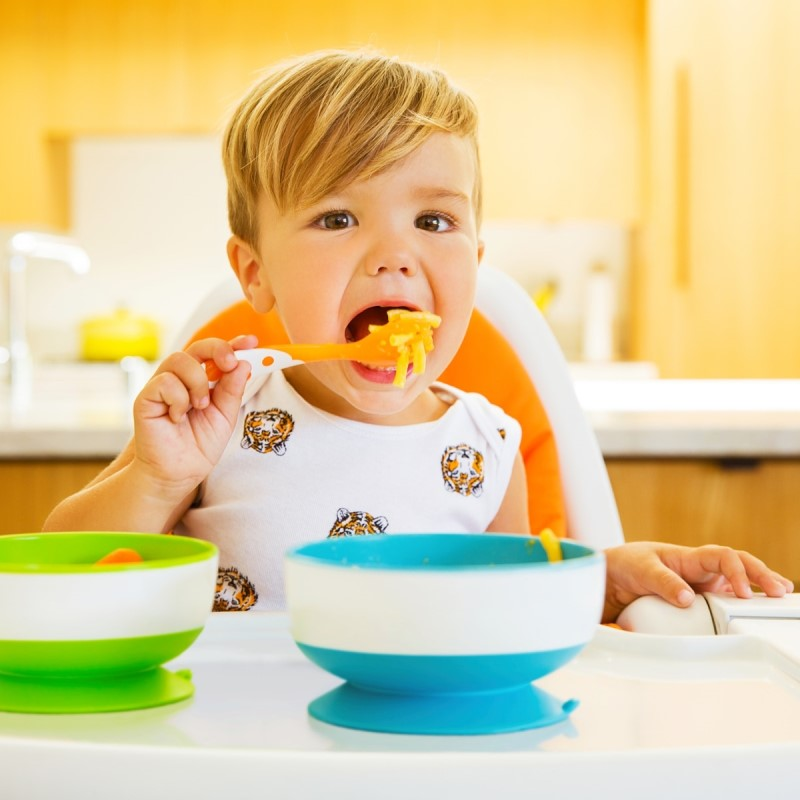 baby-fairMunchkin Stay Put Suction Bowls - 3 Pack