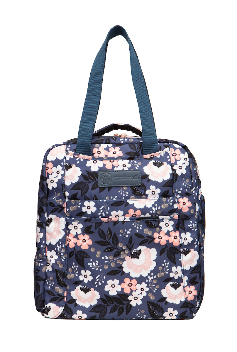 baby-fairSarah Wells Breast Pump Bag (Kelly-Le Floral)