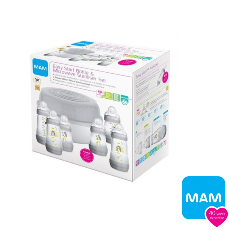 baby-fairMAM Electric Sterilizer & Bottle Warmer (G109)