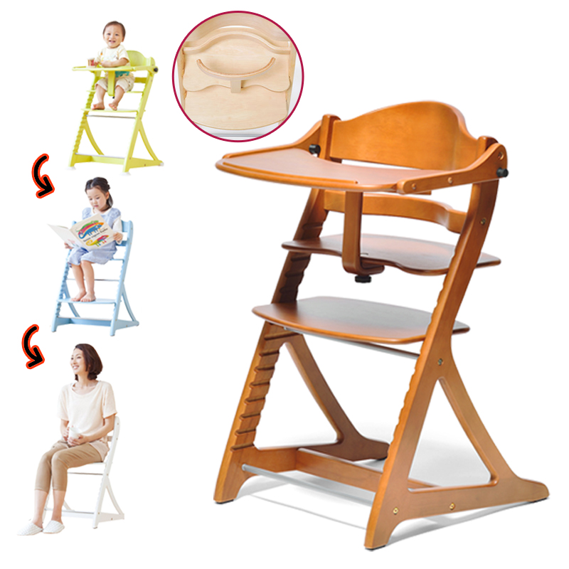 baby-fairYamatoya Sukusuku Highchair Plus