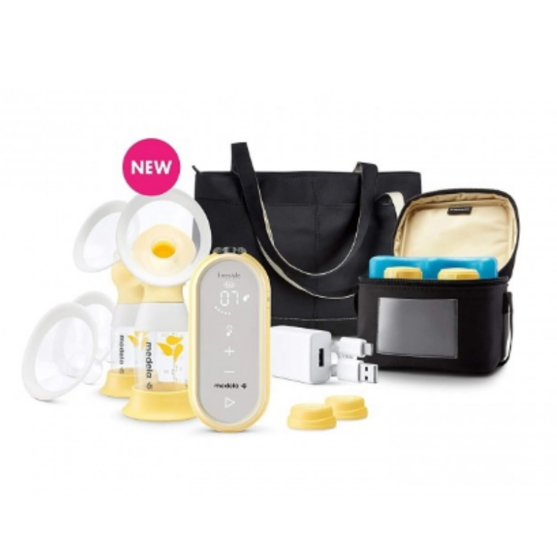 baby-fair Medela Freestyle Flex 2-Phase Double Electric Breastpump + FREE $80 Voucher