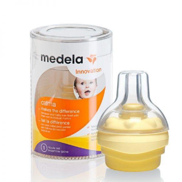 Medela Calma W/250ml Breastmilk Bottle