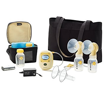 Medela Freestyle Breastpump Bundle (FREE Kiinde Twist Breast Feeding Starter Kit + Isa Uchi Sterilizer + Warmer and More WORTH $365.40!!)