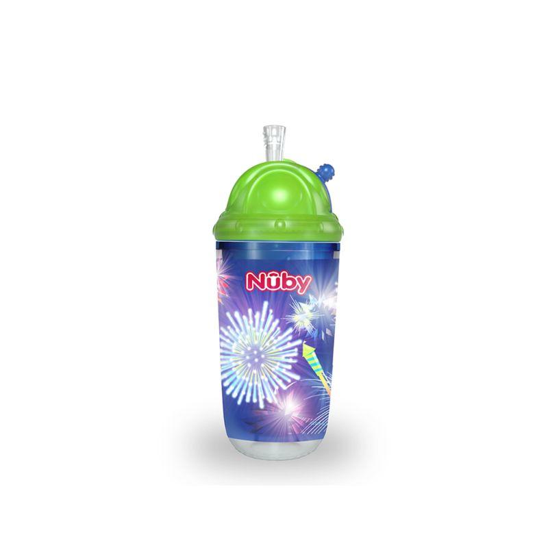 baby-fairNuby Flip-it Insulated Light Up Cup 300ml