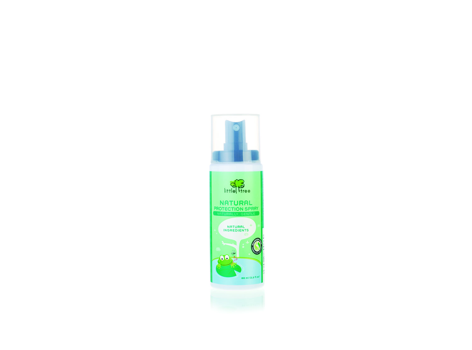 baby-fairLittle Tree Natural Protection Spray (65ml) - Bundle Of 2