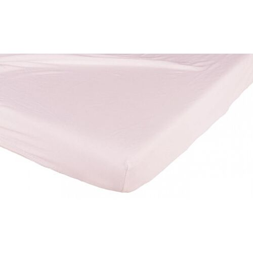 baby-fair Candide Light Pink Cotton Fitted sheet 130g/m - 60x120cm (690821)