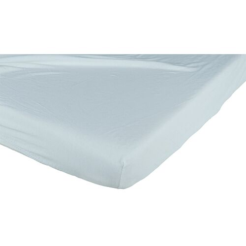 baby-fair Candide Sky Blue Fitted sheet 130g/m - 60x120cm (690121)