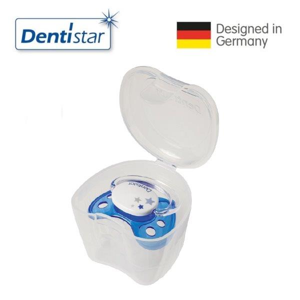 baby-fair Dentistar Cleany - Pacifier Storage & Disinfection Box