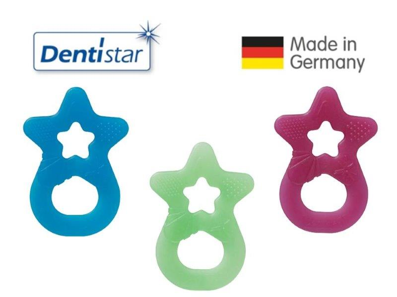 baby-fair Dentistar Tooth-friendly Teether (3+ months)
