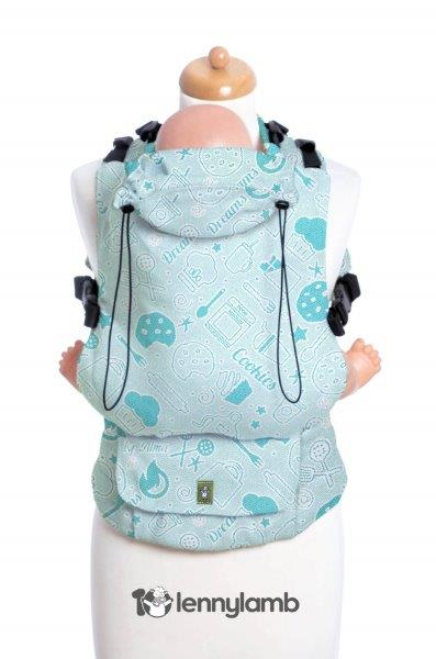baby-fairLennyUp Carrier - Cookies & Dreams by Alma