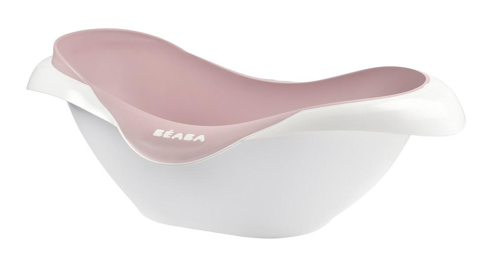 baby-fair Beaba Camele'O 1st Stage Baby Bath - Vintage Pink (920354)