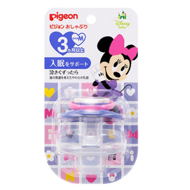 baby-fair PIGEON CALMING SOOTHER M SIZE MINNIE (PG-13358)
