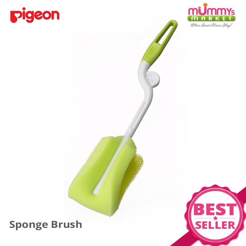 baby-fair Pigeon Sponge Brush