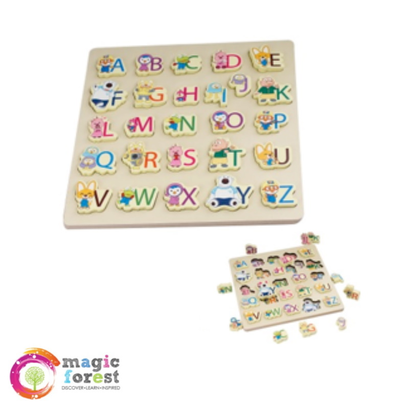 Pororo Alphabet Board Toy TC8016