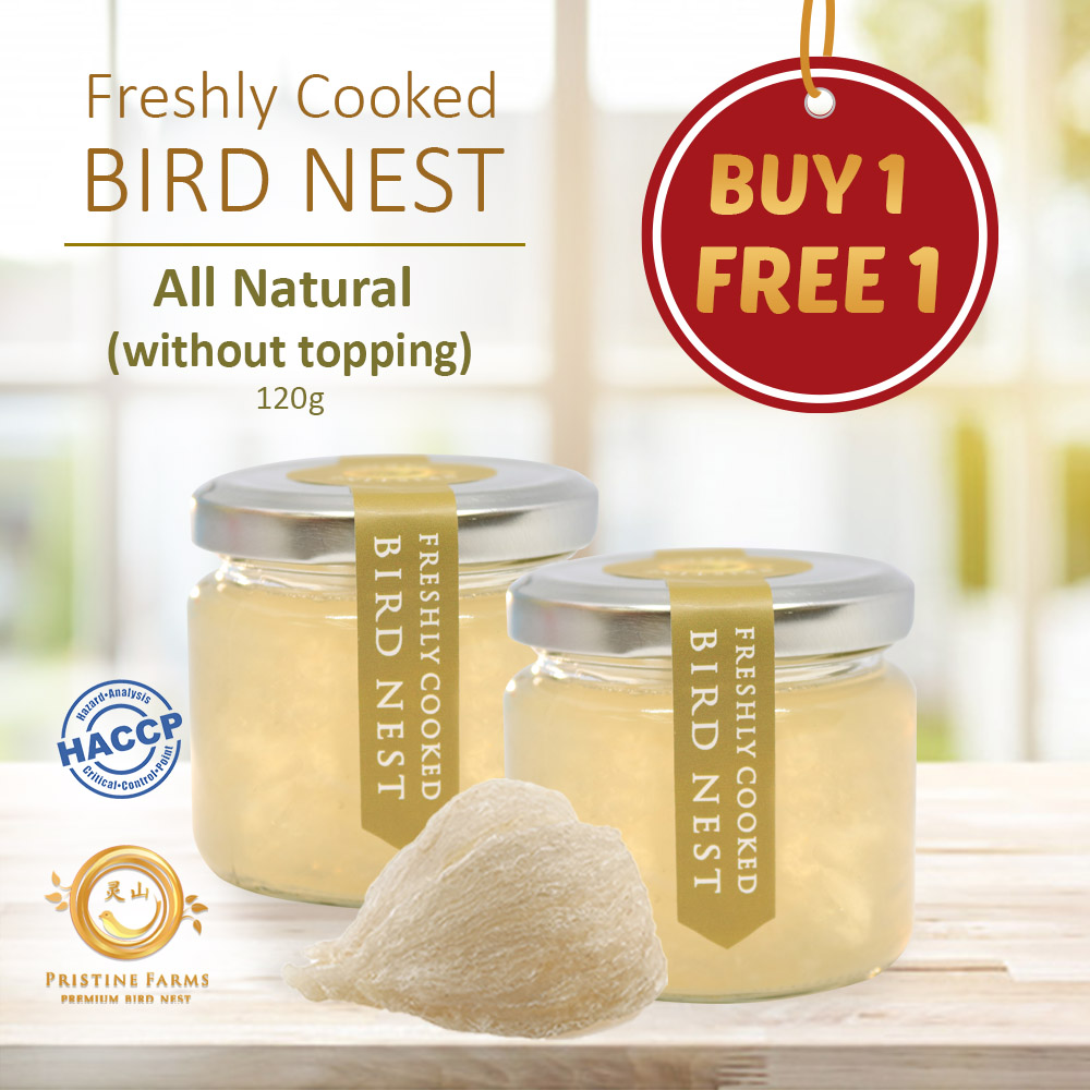 baby-fairPristine Farm Freshly Cooked Bird Nest *Buy 1 Free 1*