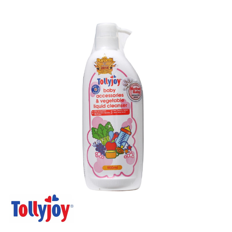 baby-fairTollyjoy Anti Bacterial Liquid Cleanser 900ml (Bundle of 2)