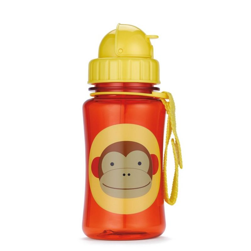 baby-fairSkip Hop Zoo Straw Bottle - Monkey