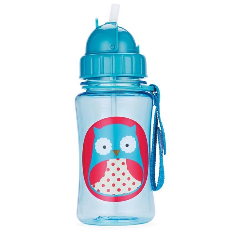 baby-fairSkip Hop Zoo Straw Bottle - Owl
