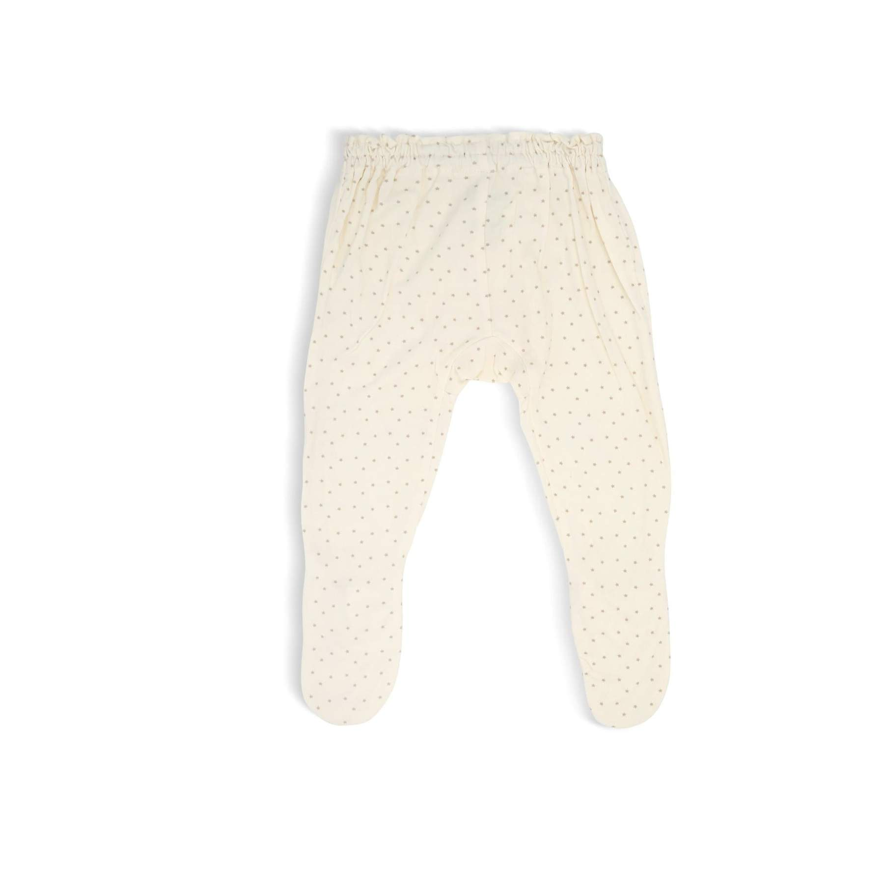 baby-fair Simply Life Bamboo Long Pants with Footie Star (3-6months & 6-9months)