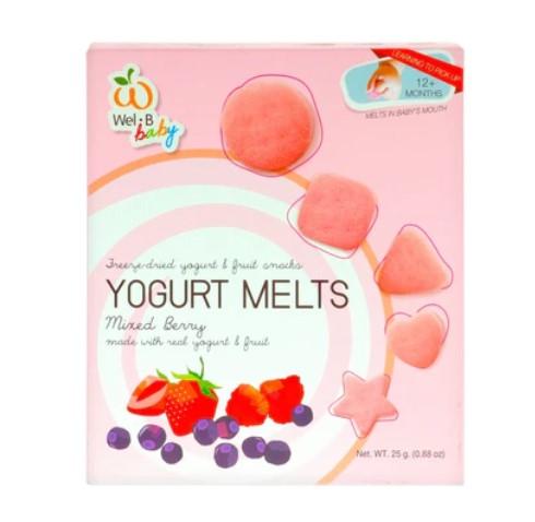 baby-fair (Strawberry)Wel.B Yogurt Melts (1 box)