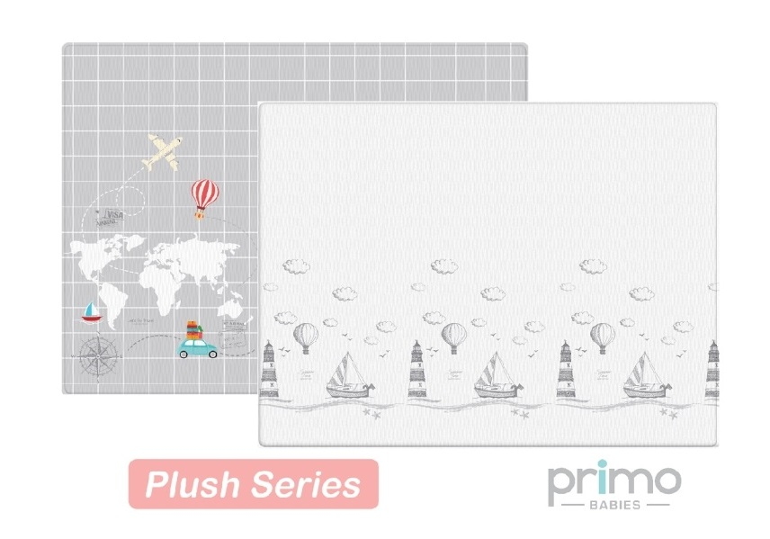 baby-fair (Coming Soon) Primo Babies Playmat - Summertime + Travel the World (LGE 18)