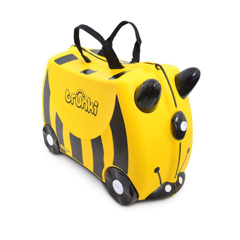 baby-fairTrunki Ride-On Luggage - Bernard Bee + FREE Lunch Bag – Tiger (worth $34.90)!