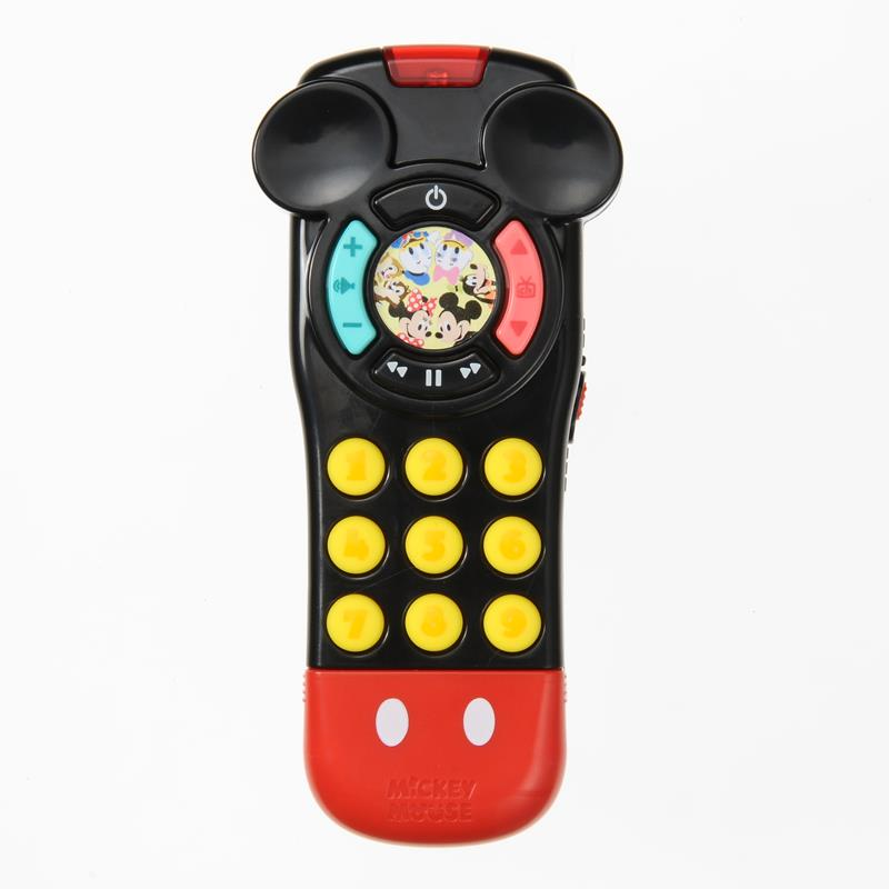 Tomy Disney Dear Little Hands Melody Remote Control Disney Characters Toy