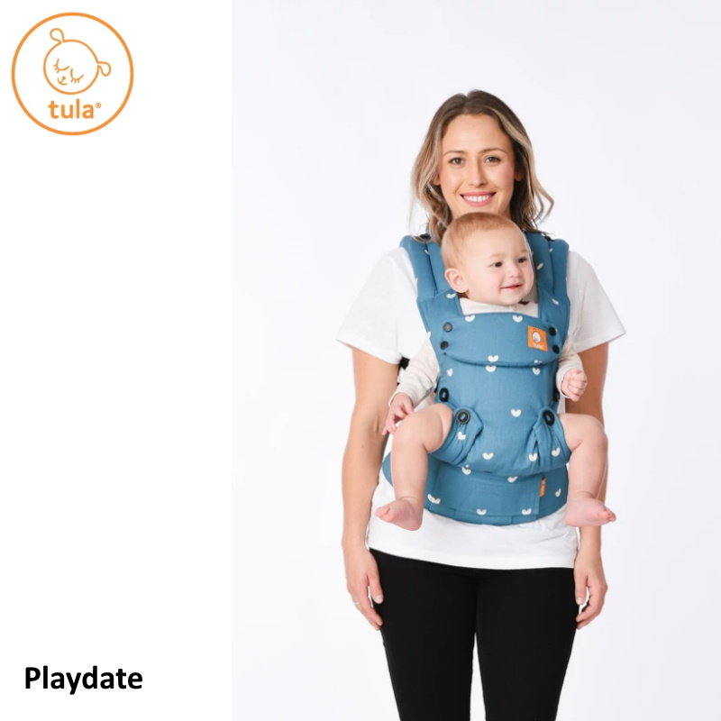 baby-fair Baby Tula Explore Carrier (Playdate) TBCA6G92
