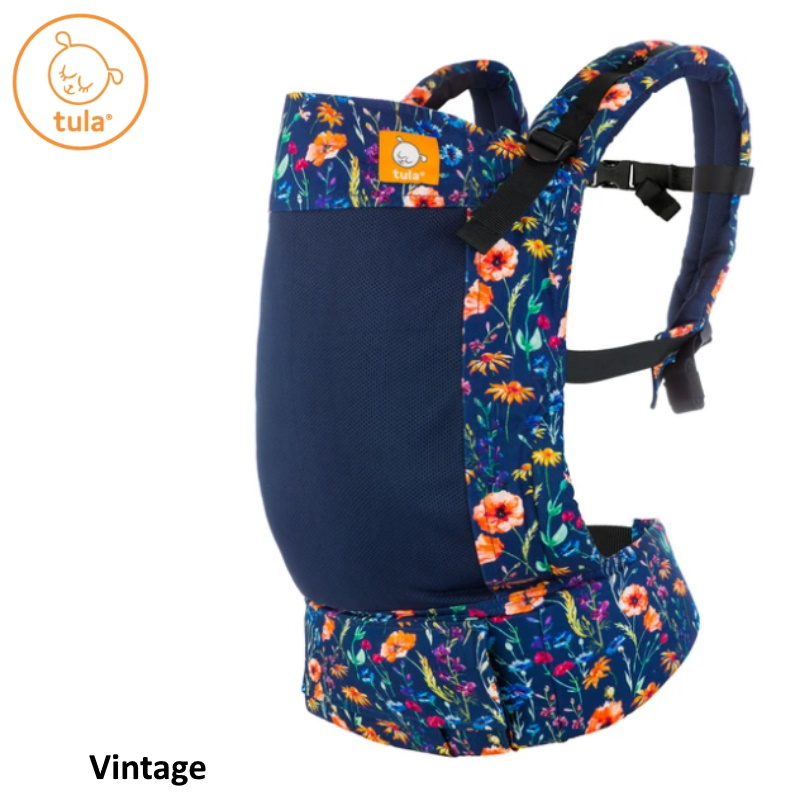 baby-fairTula Toddler Carrier (Vintage) TBCP9F70