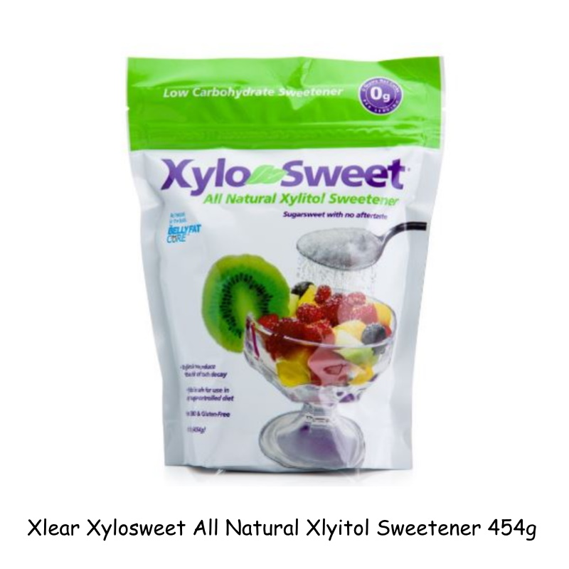 baby-fair Xlear Xylosweet All Natural Xylitol Sweetener 454g