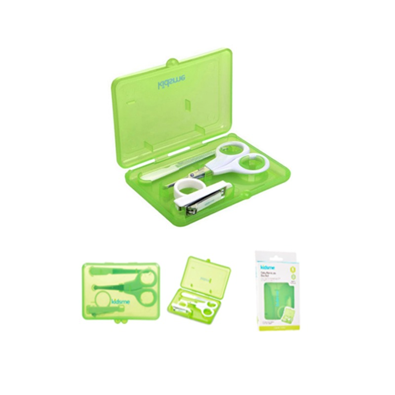 baby-fair(SOLD OUT) (SUPER DEAL) KIDSME Baby Manicure Box Set
