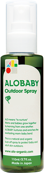 baby-fair Alobaby Outdoor Spray (110ml)