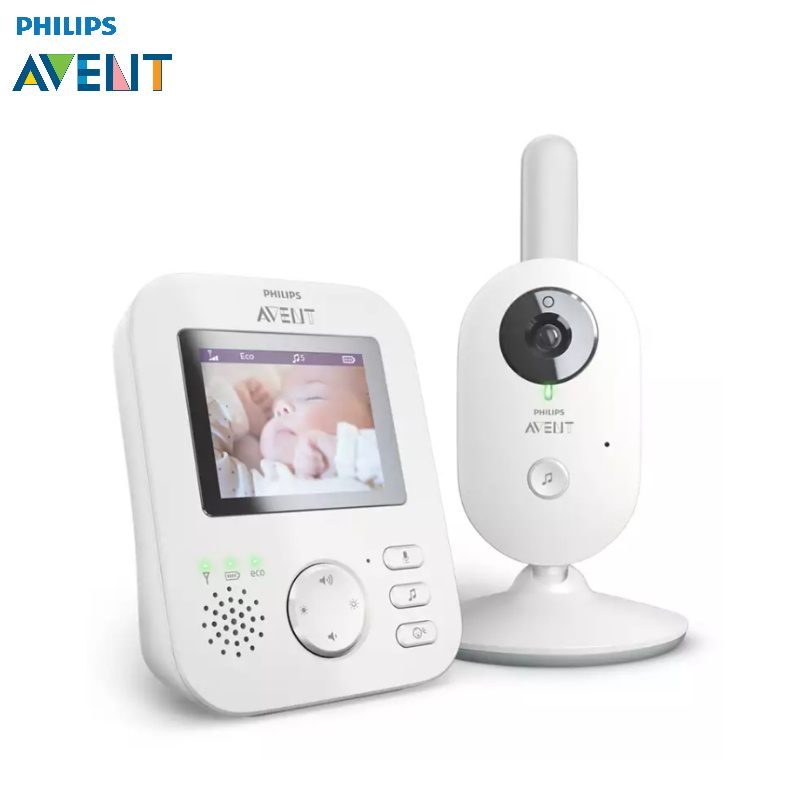 baby-fairPhilips Avent Digital Video Baby Monitor (SCD833/05)