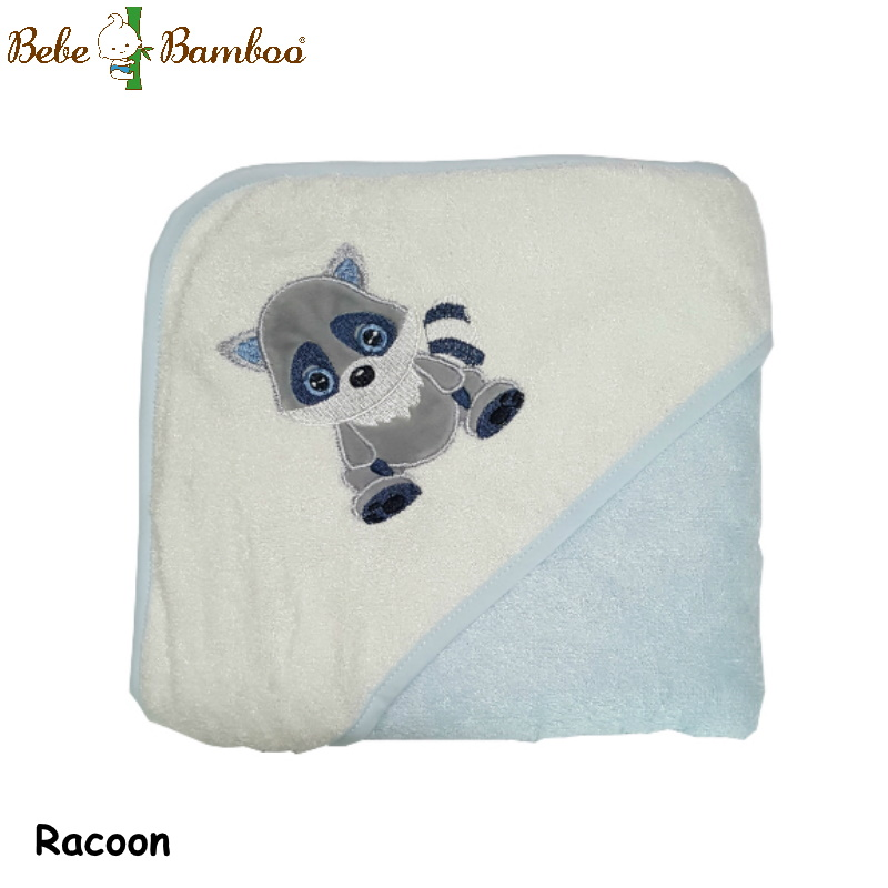 baby-fair Bebe Bamboo Hooded Towels (1 pc)