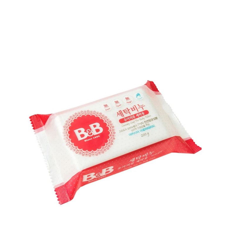 baby-fair B&B Laundry Soap For Baby 200g - Assorted (buy 1 get 1 Free)