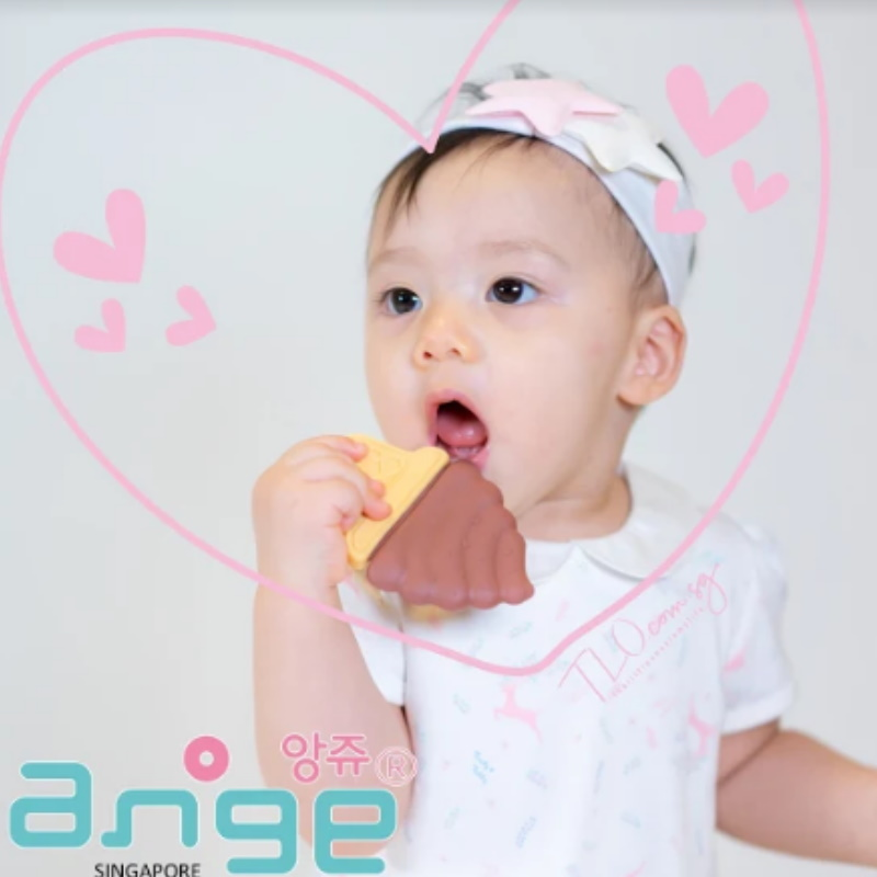 baby-fairAnge Ice Cream Teether