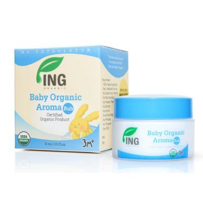 baby-fair ING ORGANIC Aroma Rub - 15g