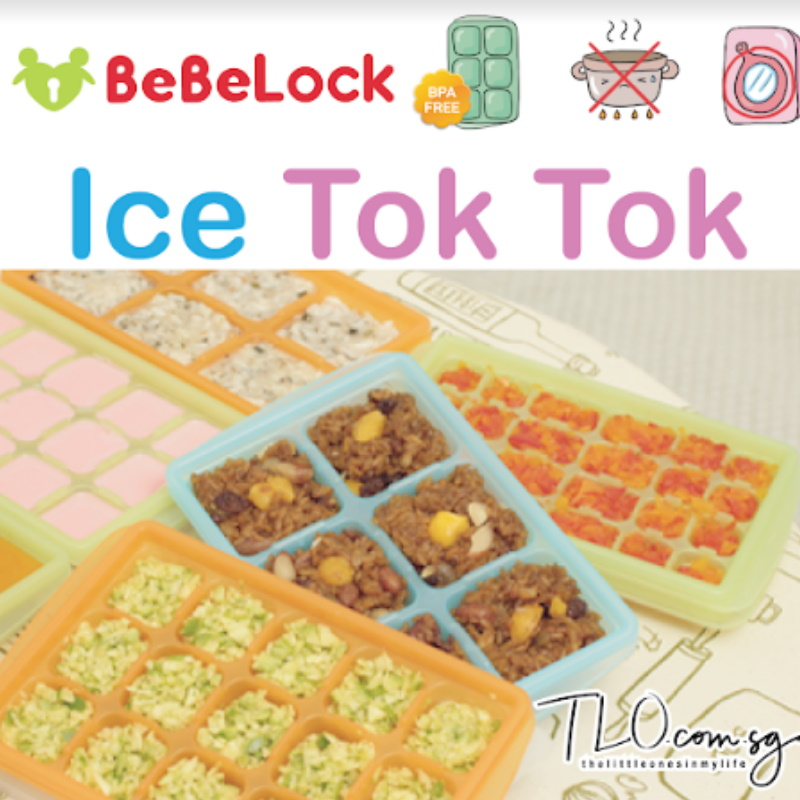baby-fairBeBeLock Ice Tok Tok (Xtra-Large)