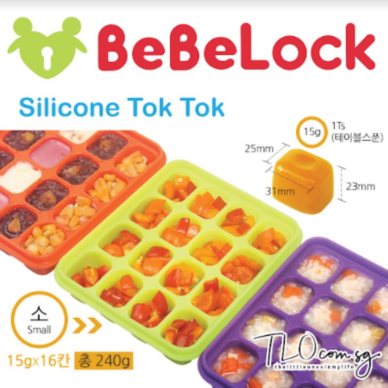 baby-fairBeBeLock Silicone Tok Tok (Small)