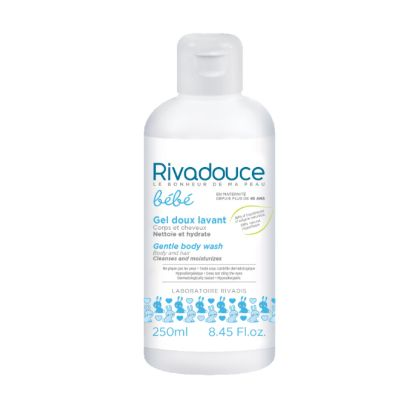 baby-fair RIVADOUCE BEBE Gel Doux Lavant (Gentle Body Wash) - 250ml