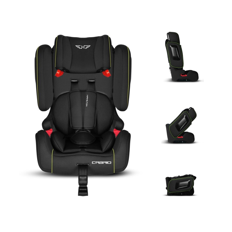 baby-fair Hamilton CABRIO Foldable Carseat + S1 MagicFold Stroller