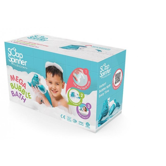 Baby Patent Soap Spinner Kids