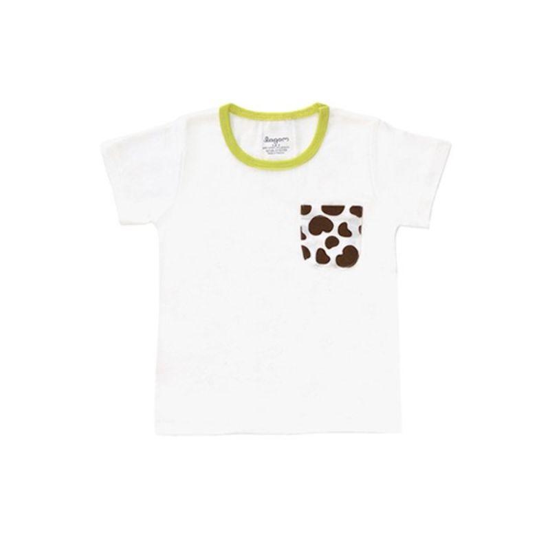 baby-fair Lagom Kids Giraffe Svans SS T-shirt